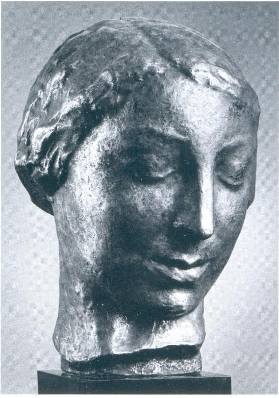 sculpture Wlérick